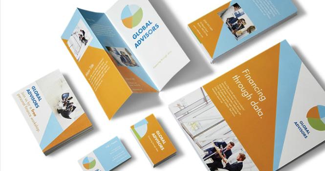 Раздаточный материал для продвижения бизнеса